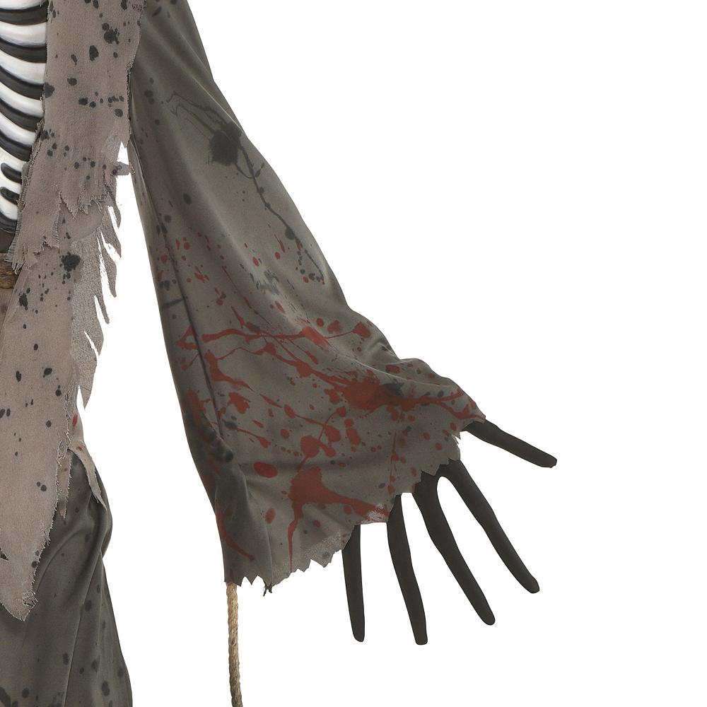 Boys Shrieking Reaper Costume Image #3