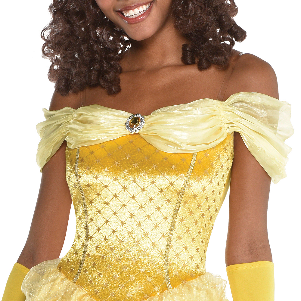 Womens Belle Costume - Beauty and the Beast Image #2