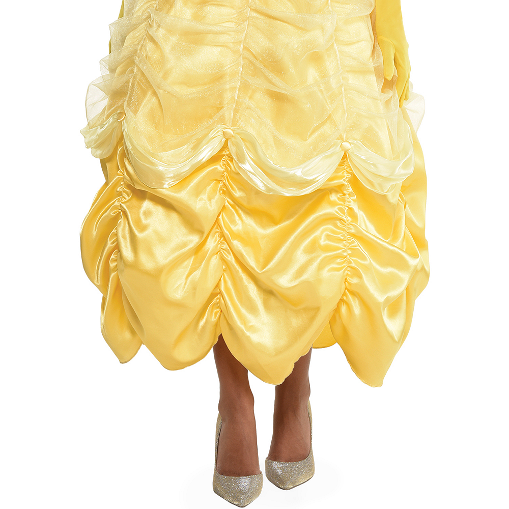 Womens Belle Costume - Beauty and the Beast Image #3
