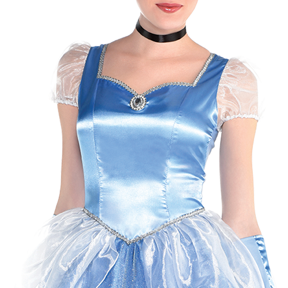 Nav Item for Womens Cinderella Costume - Cinderella Image #2