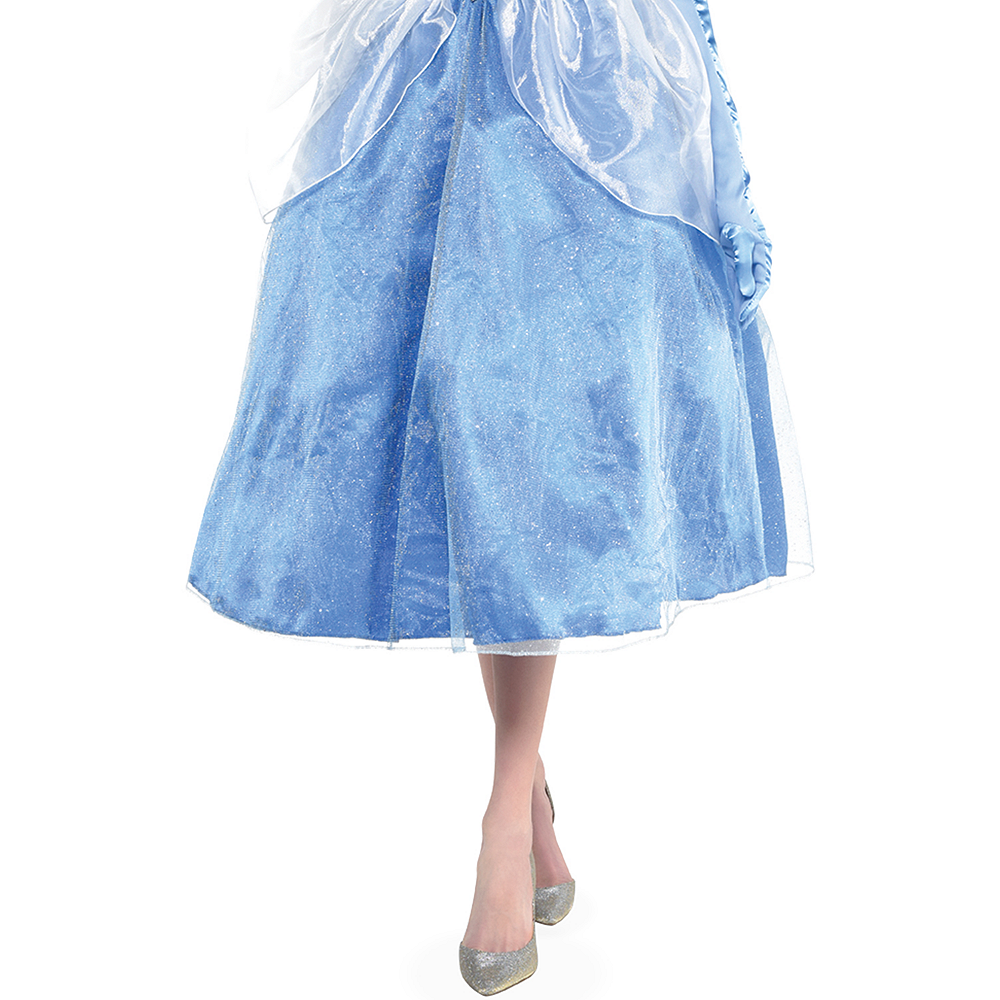 Nav Item for Womens Cinderella Costume - Cinderella Image #3
