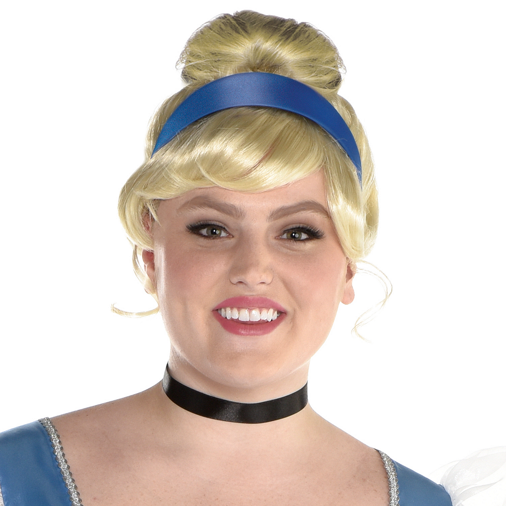 Nav Item for Womens Cinderella Costume Plus Size - Cinderella Image #2