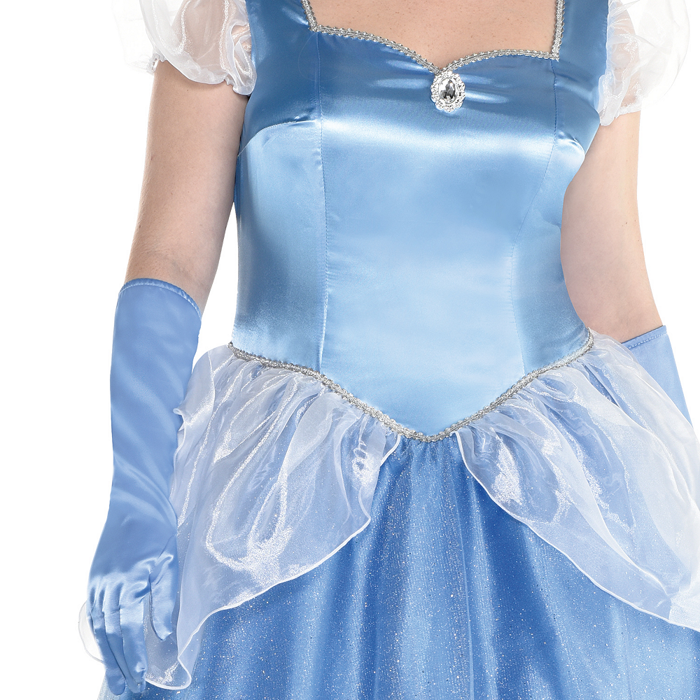 Nav Item for Womens Cinderella Costume Plus Size - Cinderella Image #3