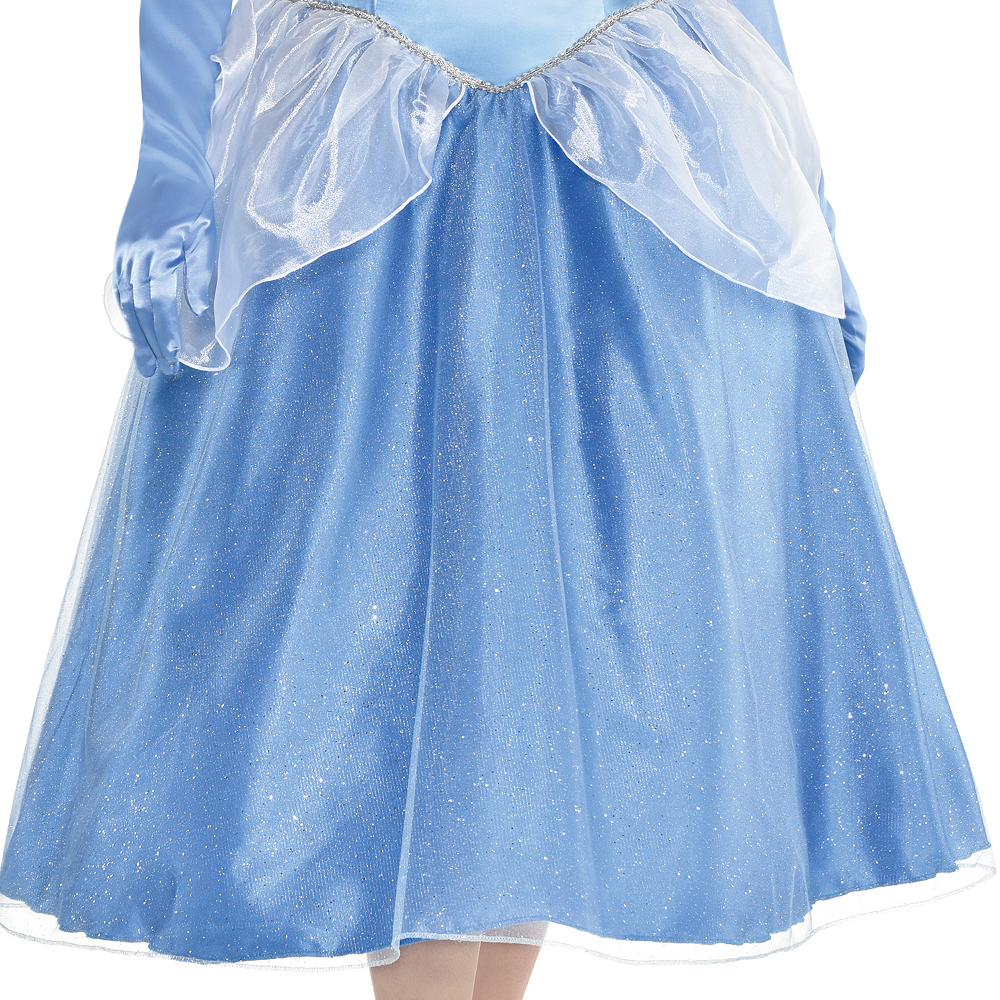 Nav Item for Womens Cinderella Costume Plus Size - Cinderella Image #4
