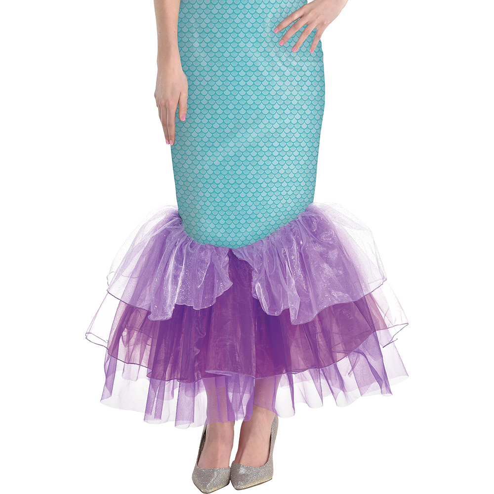 Womens Ariel Costume - The Little Mermaid Image #3