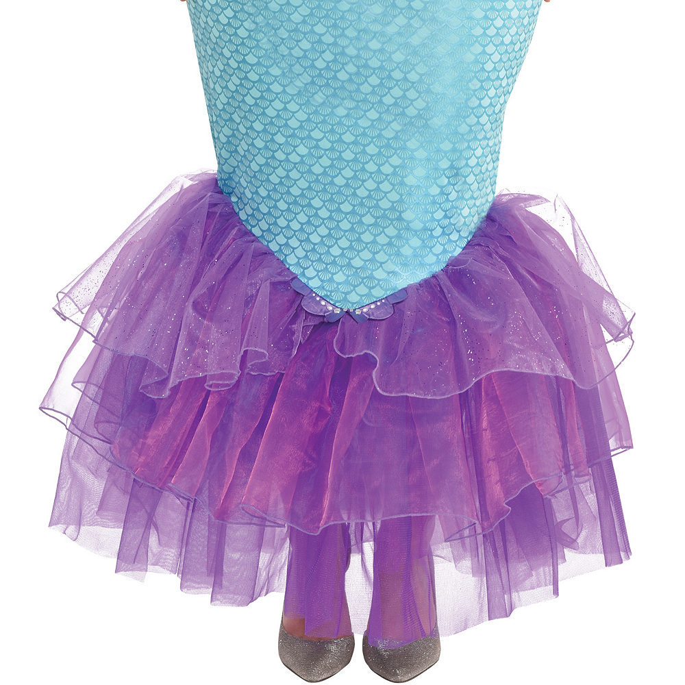 Womens Ariel Costume Plus Size - The Little Mermaid Image #4
