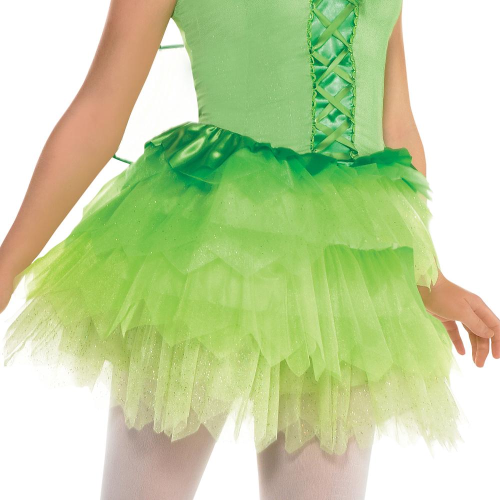 Womens Tinker Bell Costume - Peter Pan Image #3