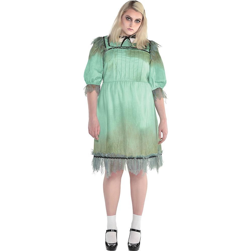 Womens Dreadful Darling Costume Plus Size Image #1