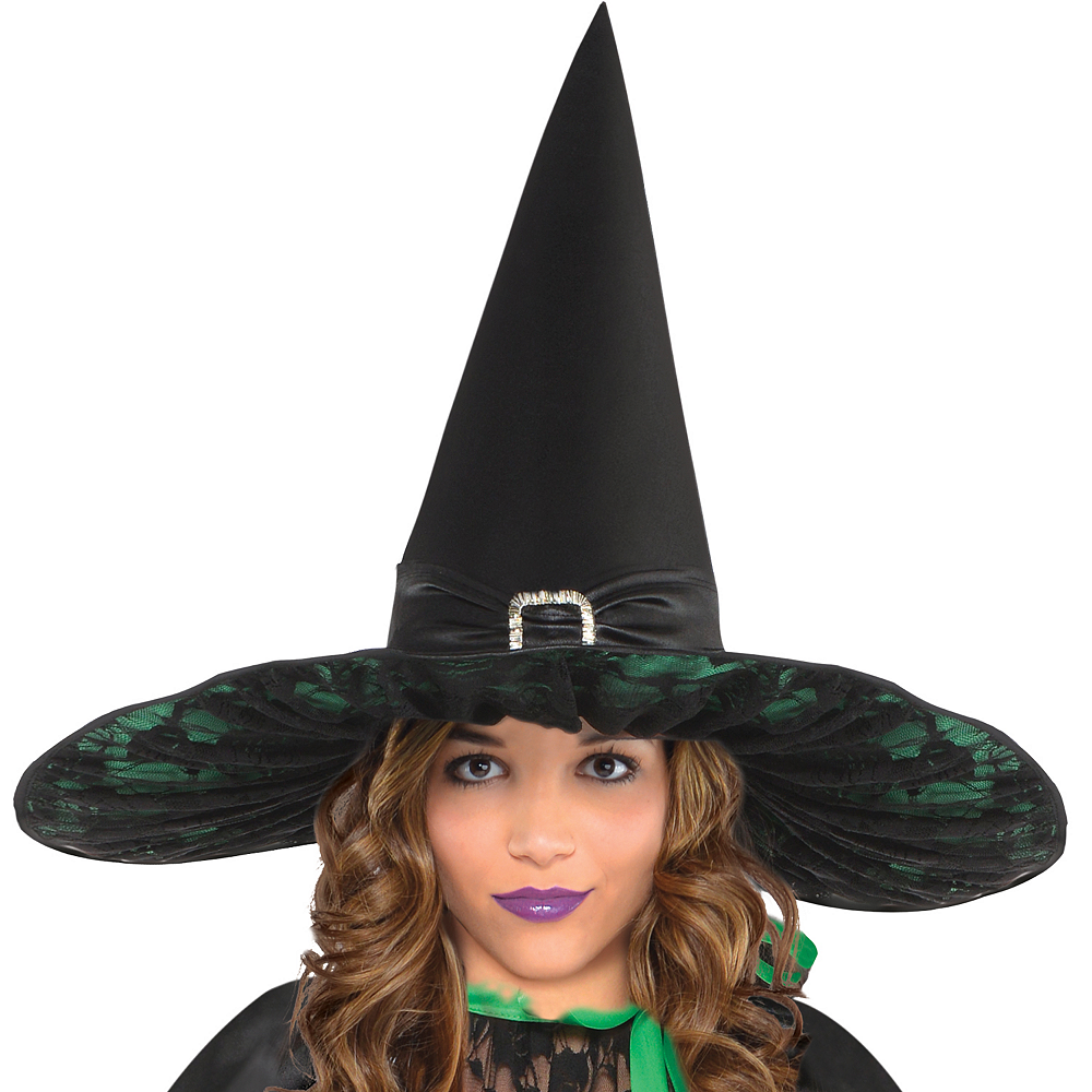 Womens Wicked Witch Costume - The Wizard of Oz Image #2