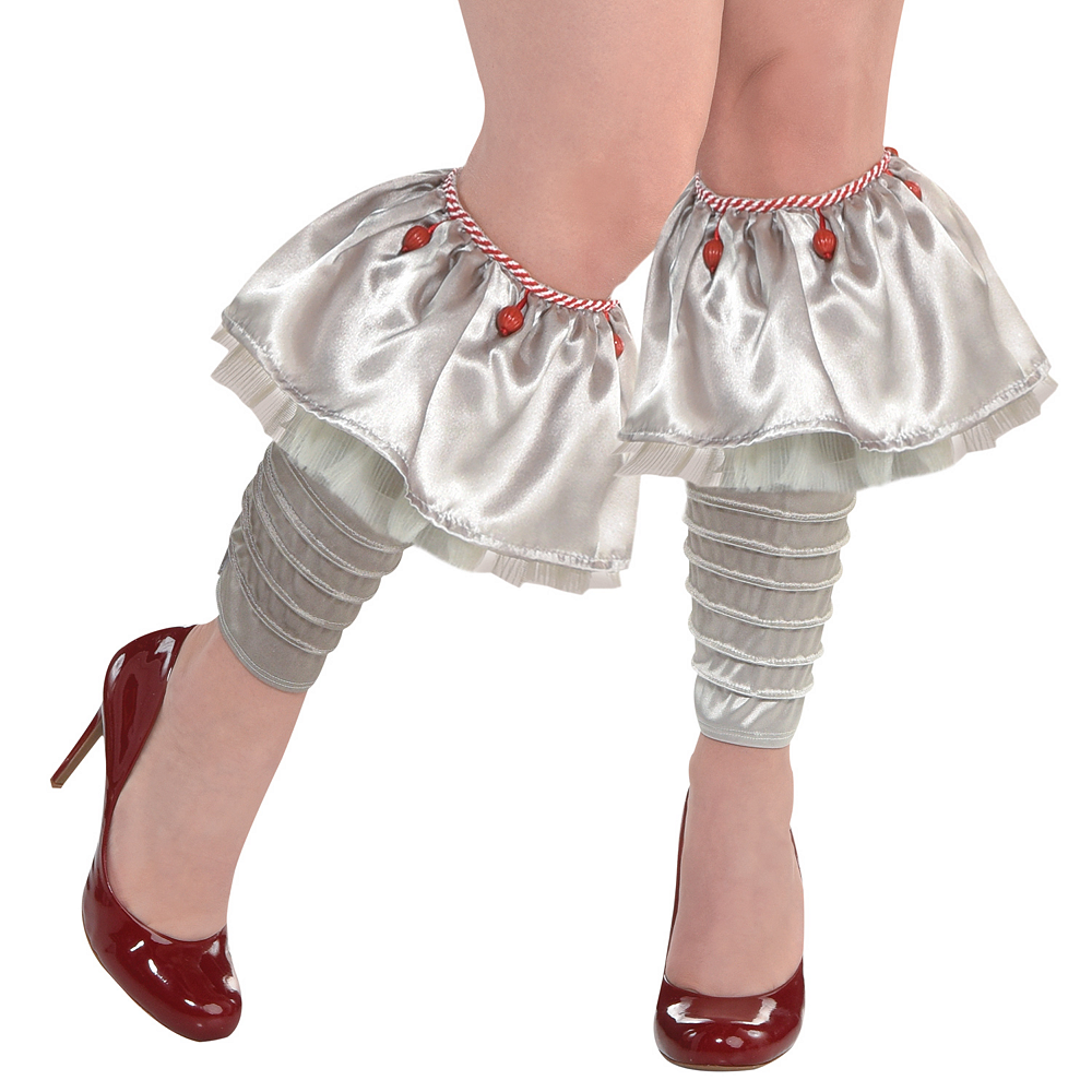 Womens Pennywise Costume Plus Size - IT Image #4