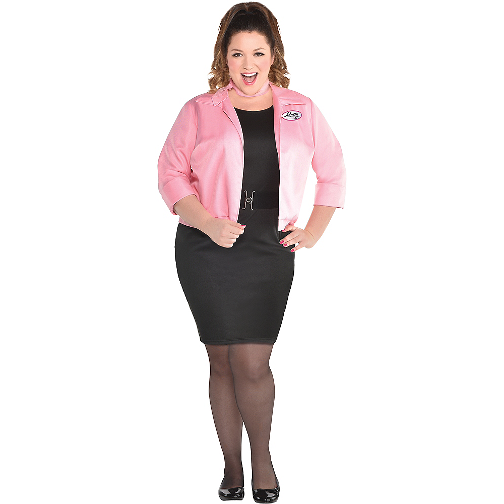 Womens Grease Is the Word Costume Plus Size - Grease Image #1