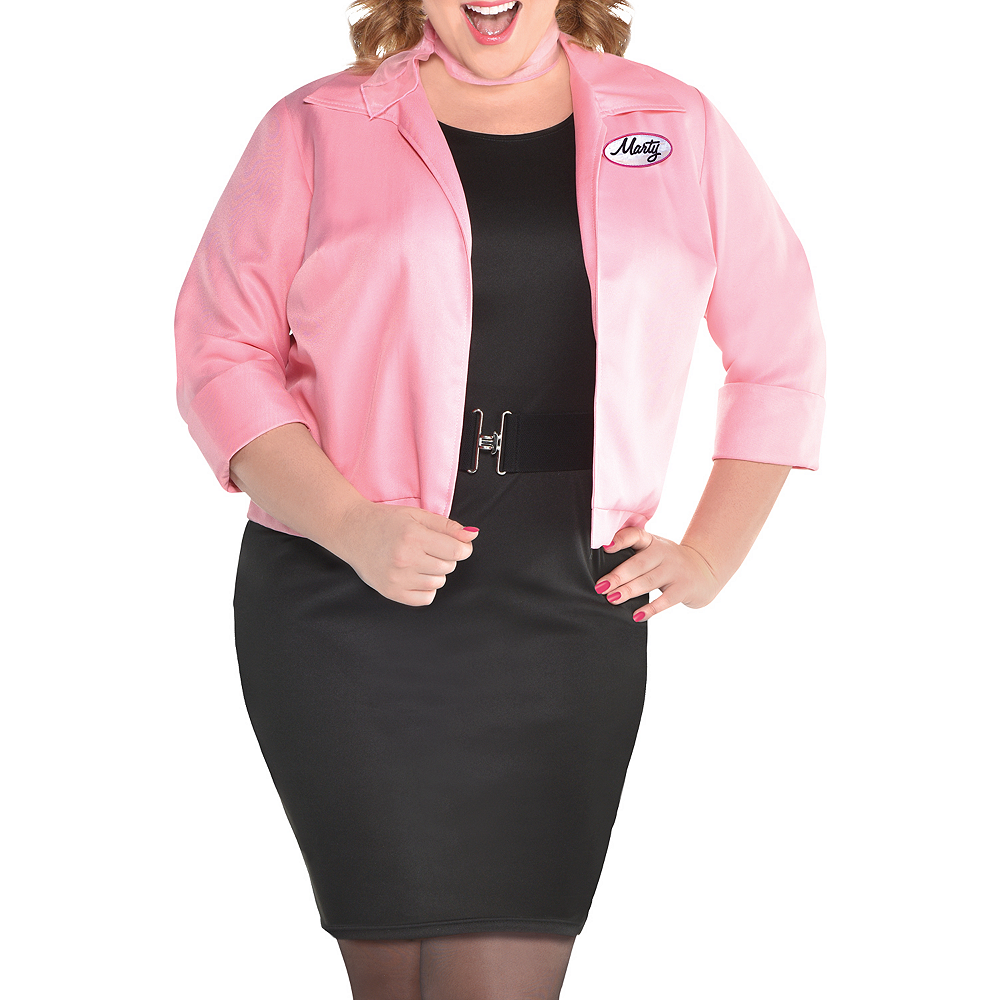 Womens Grease Is the Word Costume Plus Size - Grease Image #2