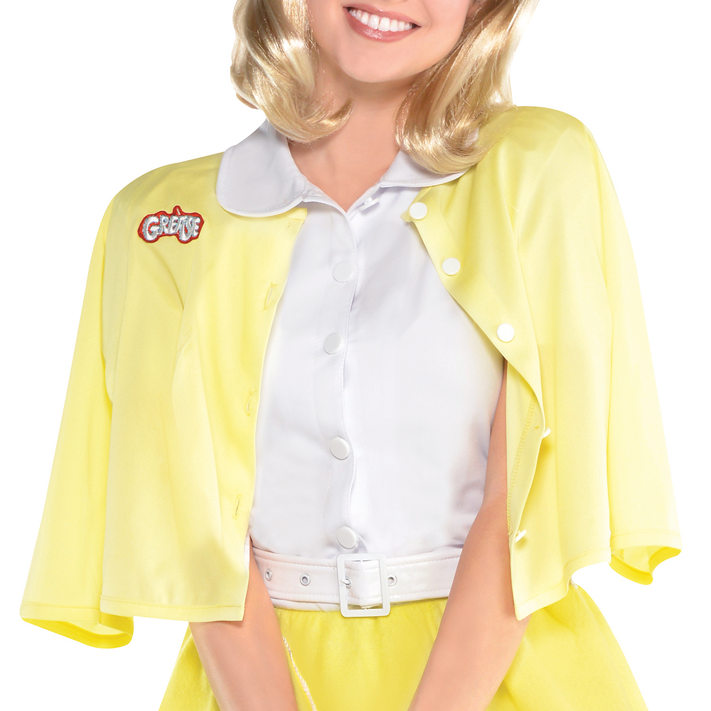 Nav Item for Womens Sandy Olsson Summer Nights Costume - Grease Image #3