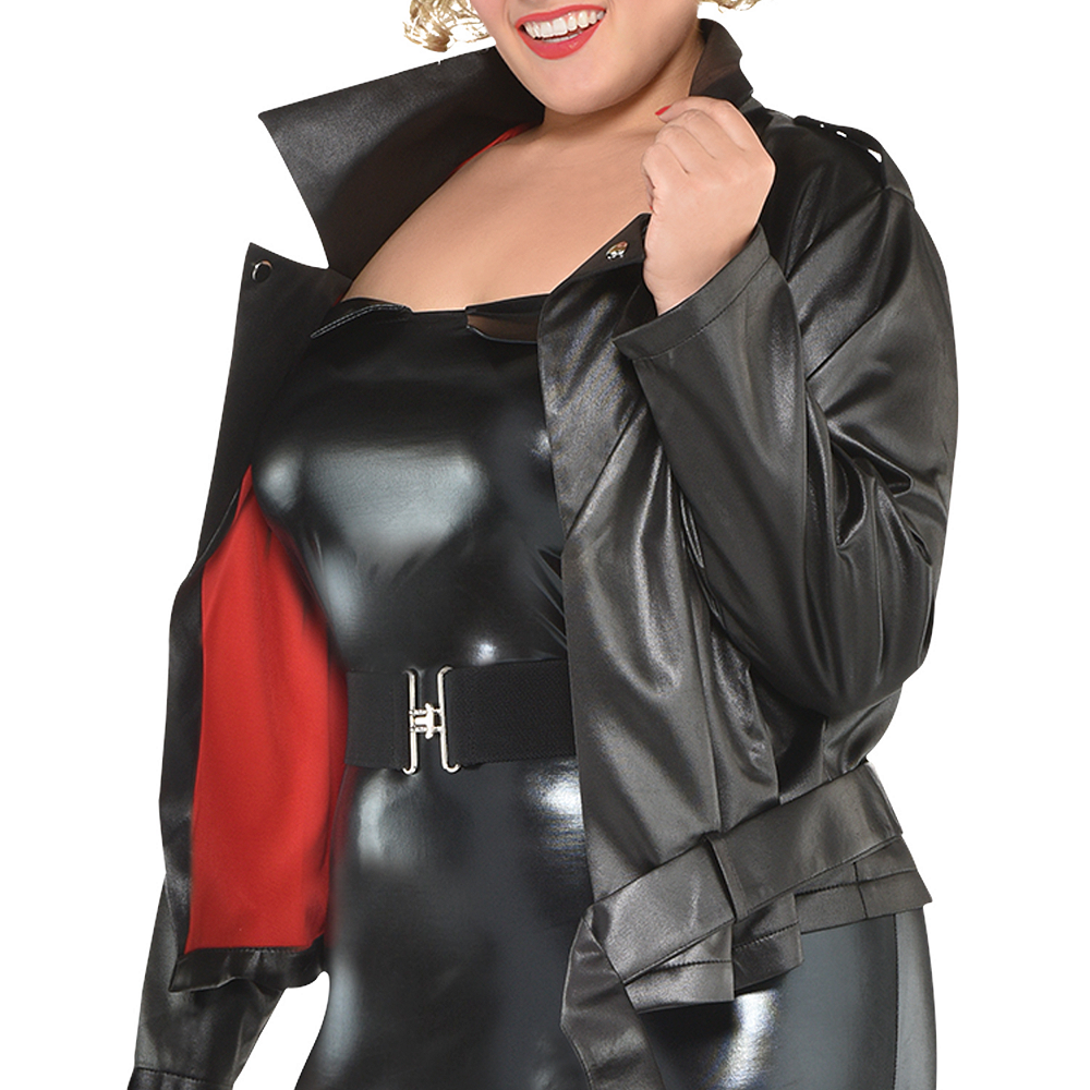 Womens Sandy Olsson Greaser Costume Plus Size - Grease Image #2