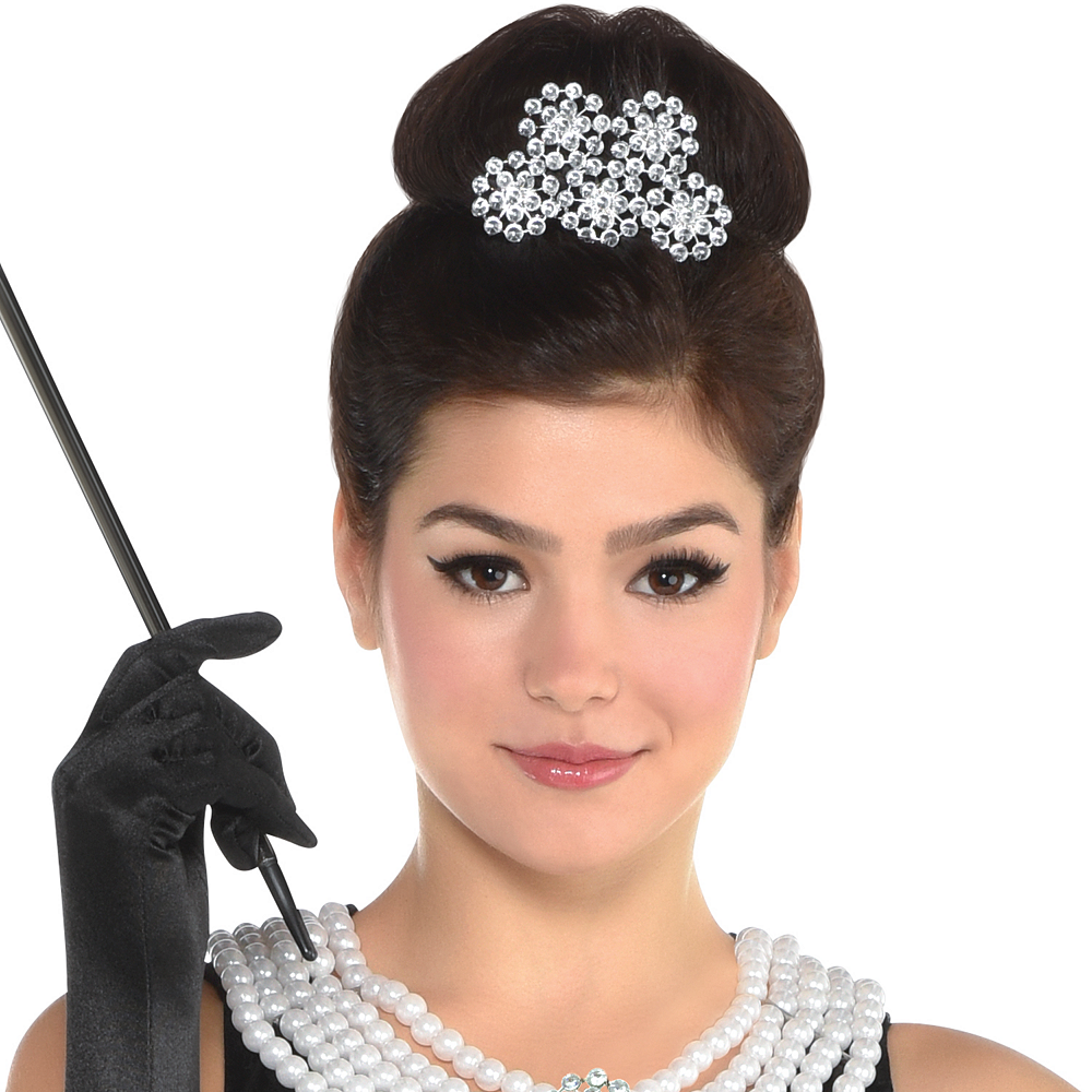 Womens Holly Golightly Costume - Breakfast at Tiffany's Image #2