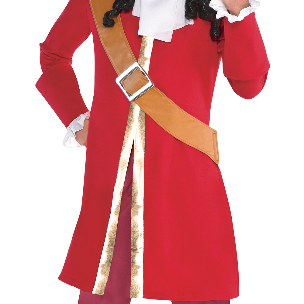 Mens Captain Hook Costume - Peter Pan Image #3