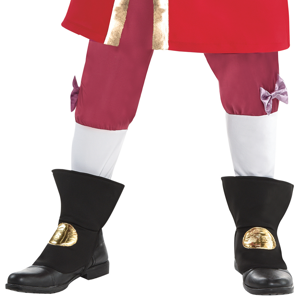Mens Captain Hook Costume - Peter Pan Image #4