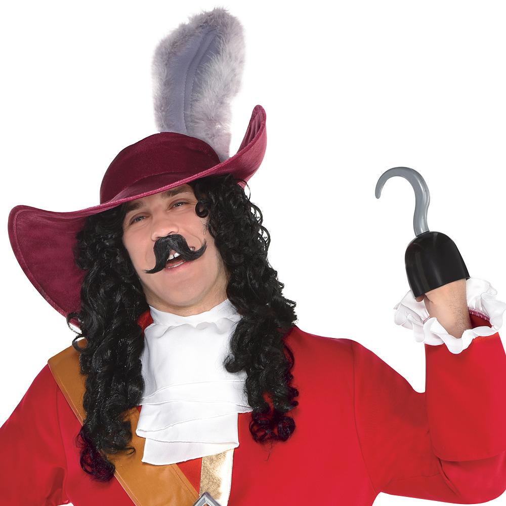 Mens Captain Hook Costume Plus Size - Peter Pan Image #2