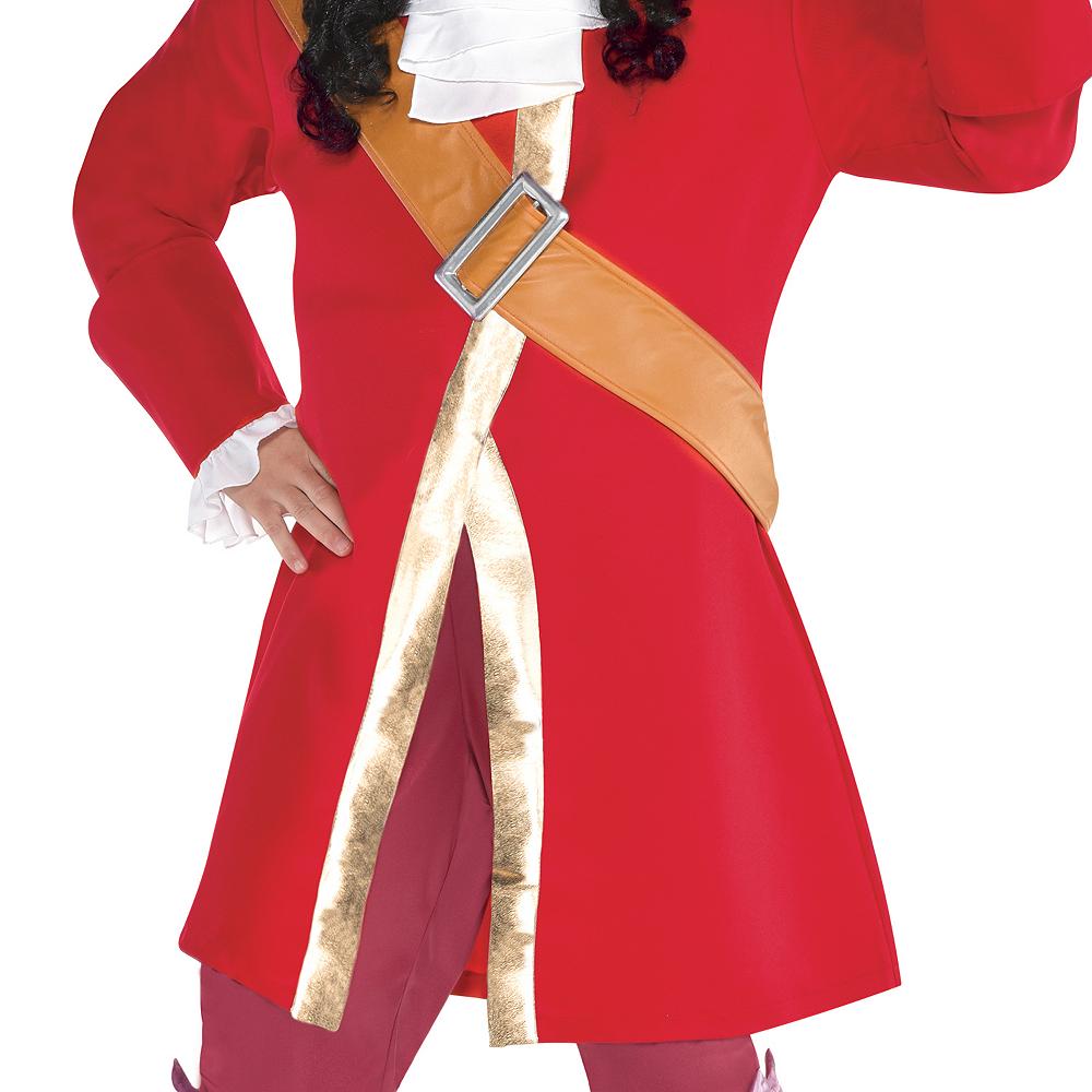 Mens Captain Hook Costume Plus Size - Peter Pan Image #3