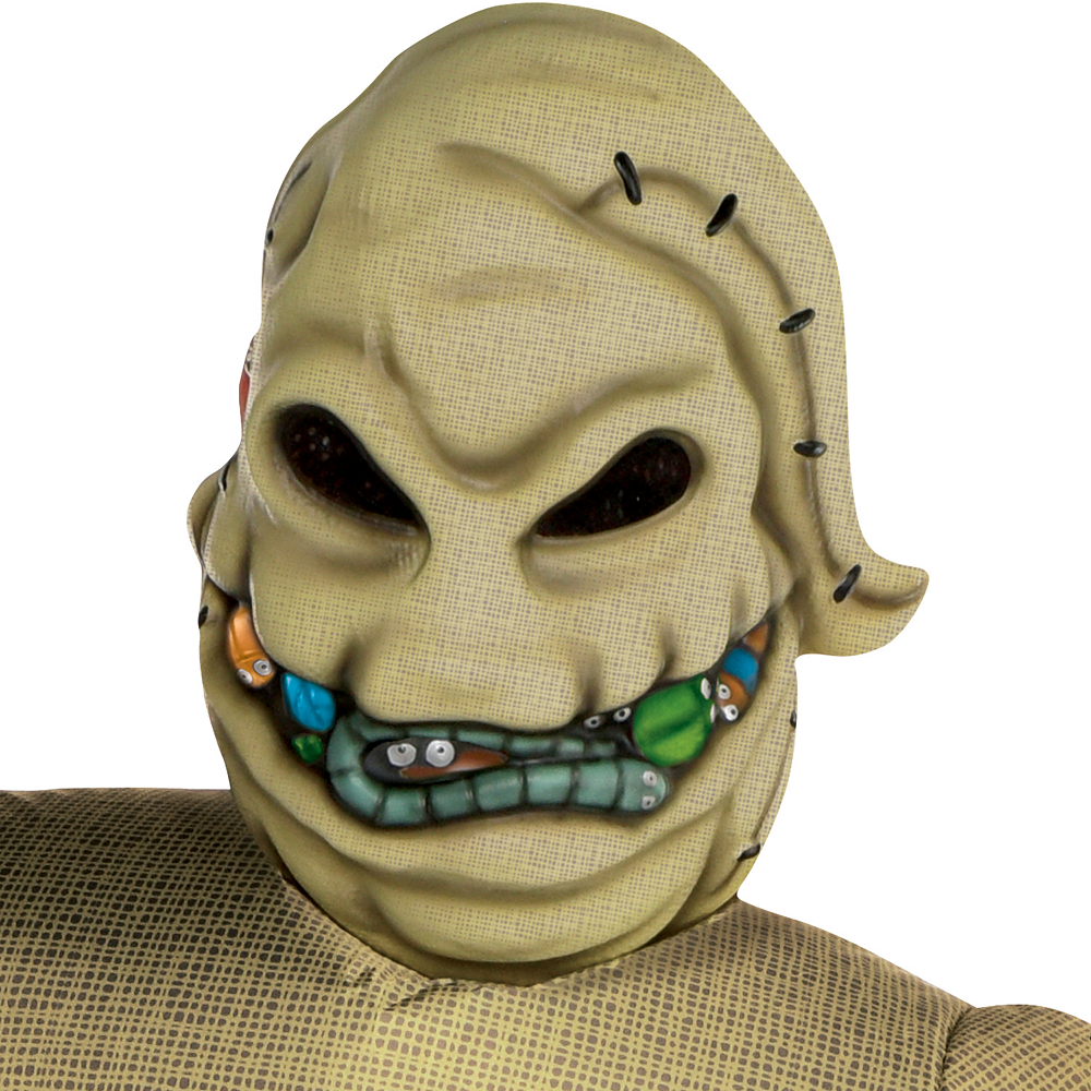 Adult Inflatable Oogie Boogie Costume - The Nightmare Before Christmas Image #2