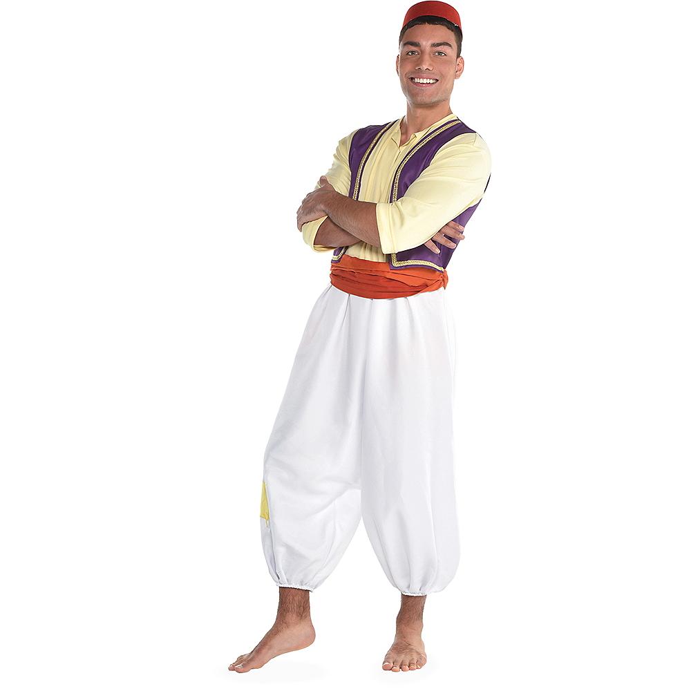 Mens Aladdin Costume Image #1