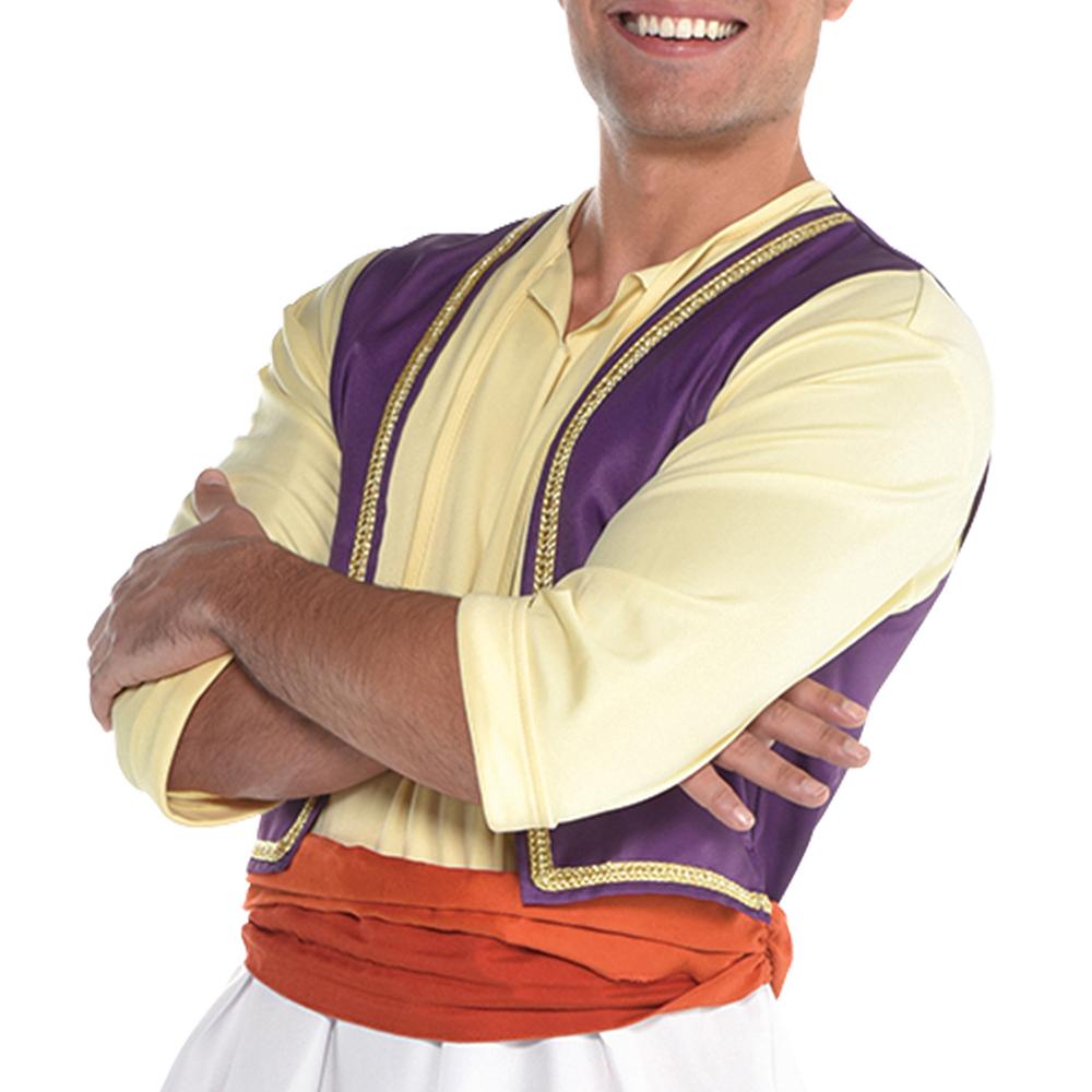 Mens Aladdin Costume Image #2