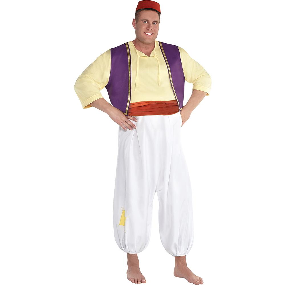 Mens Aladdin Costume Plus Size - Aladdin Image #1