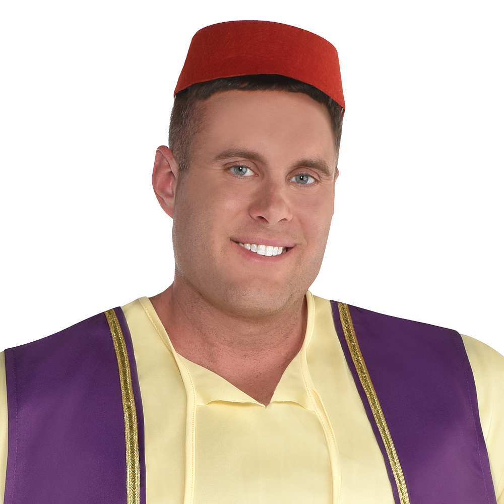 Nav Item for Mens Aladdin Costume Plus Size - Aladdin Image #2