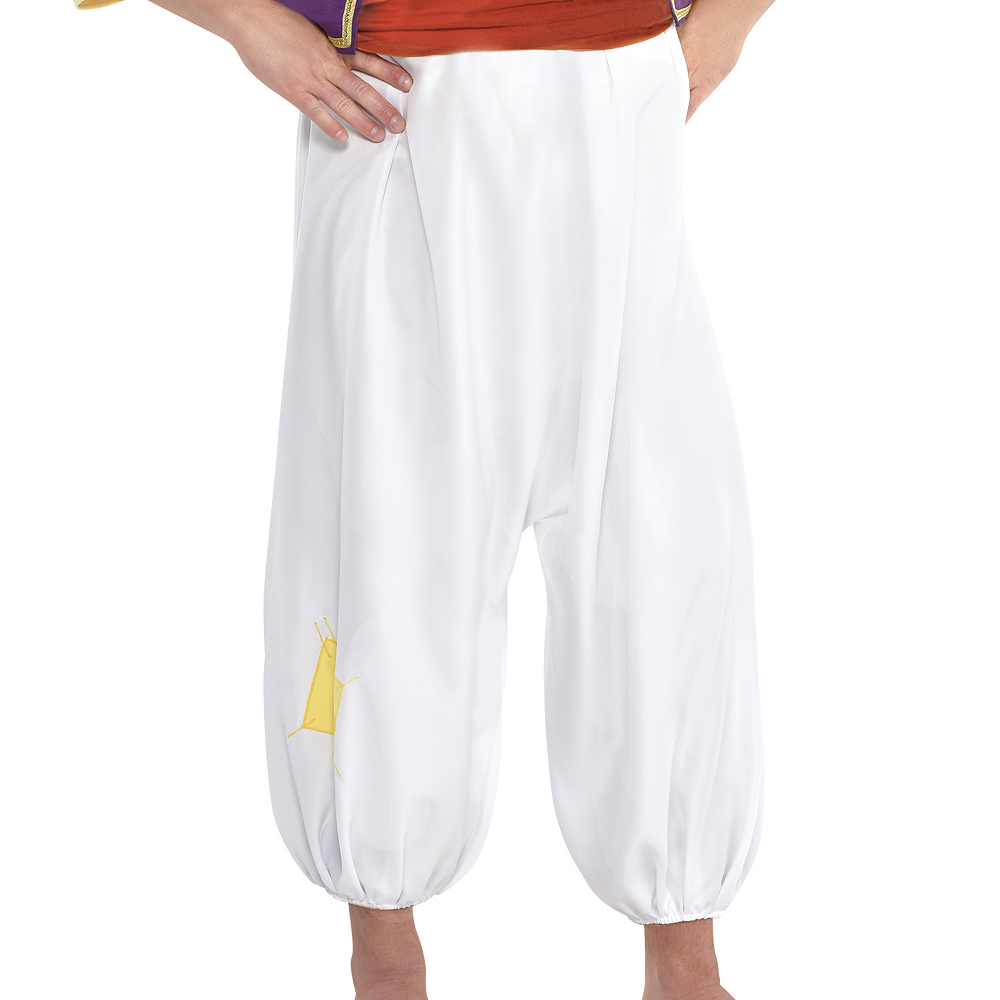 Nav Item for Mens Aladdin Costume Plus Size - Aladdin Image #4