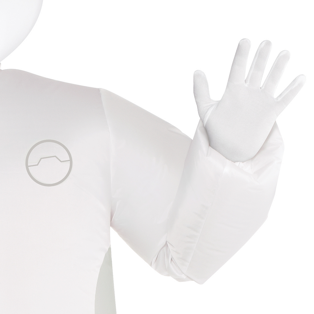 Adult Inflatable Baymax Costume - Big Hero 6 Image #3
