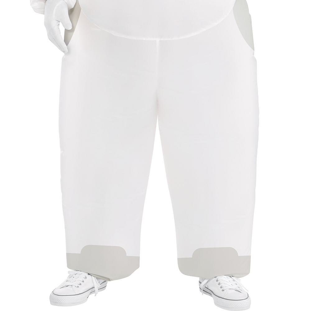 Adult Inflatable Baymax Costume - Big Hero 6 Image #4