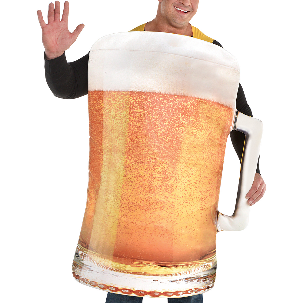 Nav Item for Adult Beer Meister Costume Plus Size Image #2