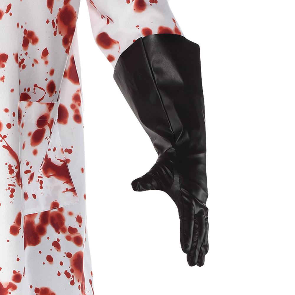 Mens Demented Dentist Costume Plus Size Image #3