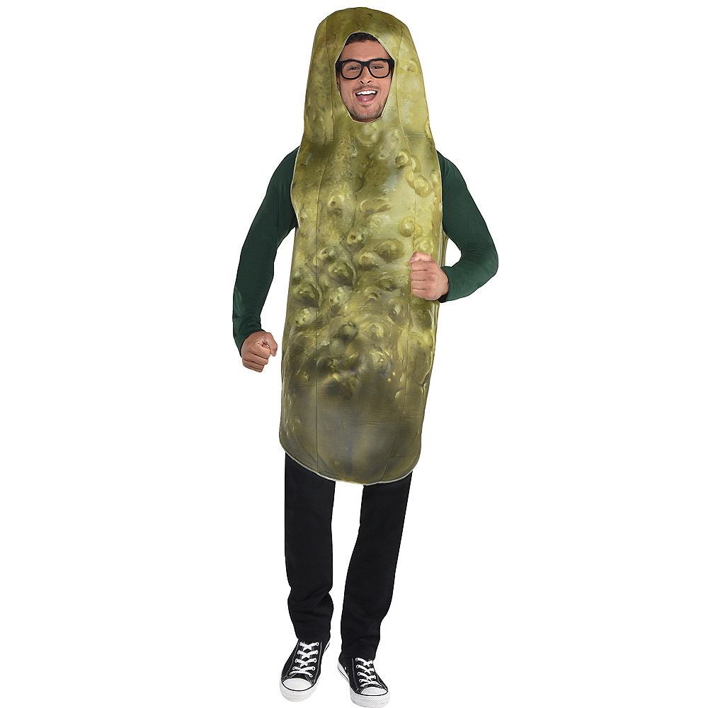 Adult Pickle Costume Image #1