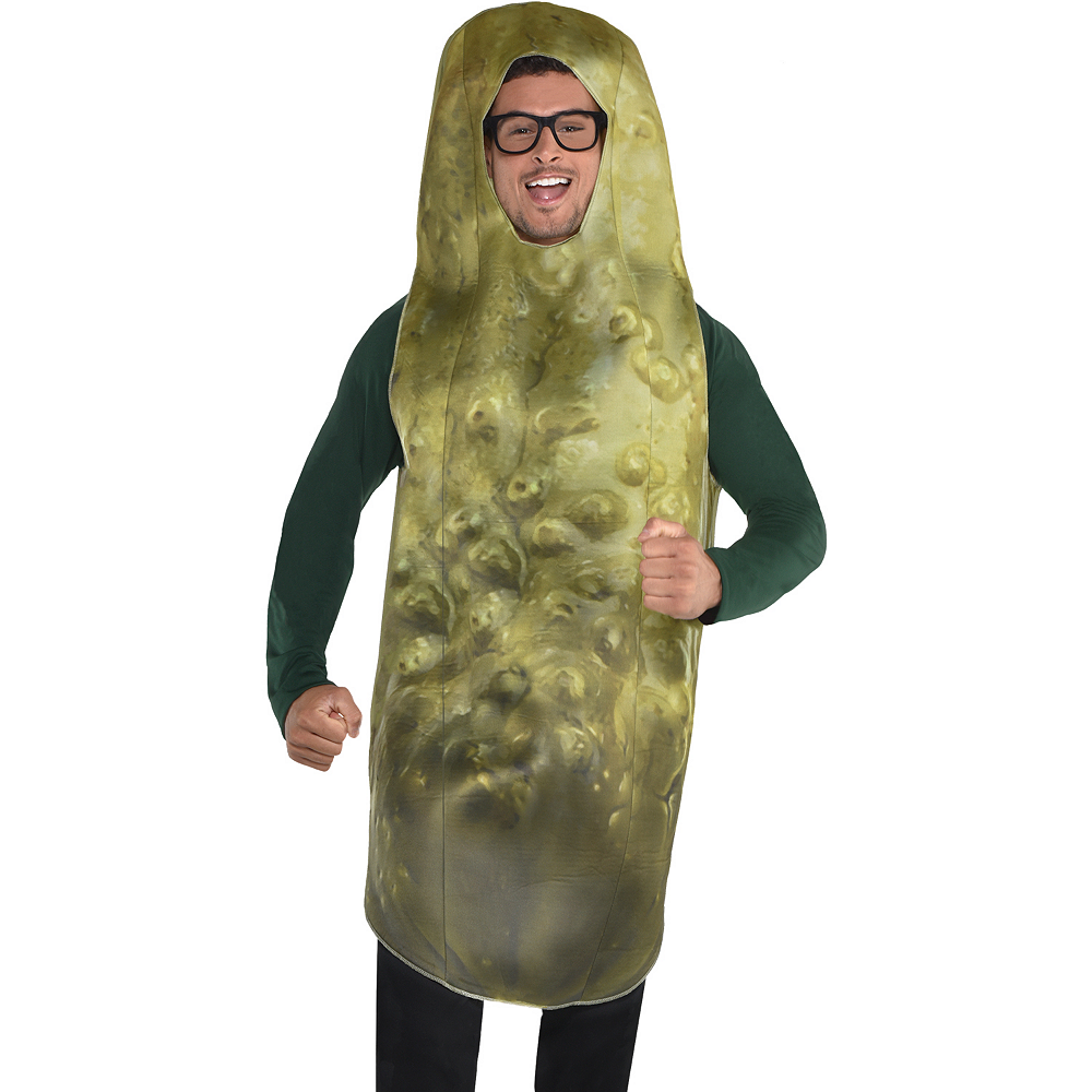 Adult Pickle Costume Image #2