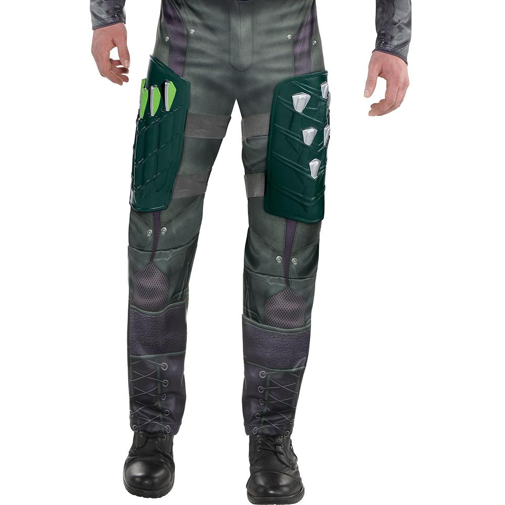 Mens Green Arrow Costume Image #4