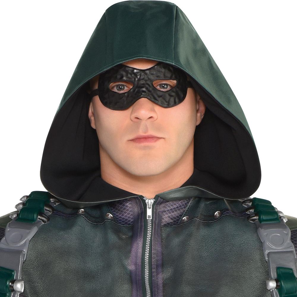 Mens Green Arrow Costume Plus Size Image #2