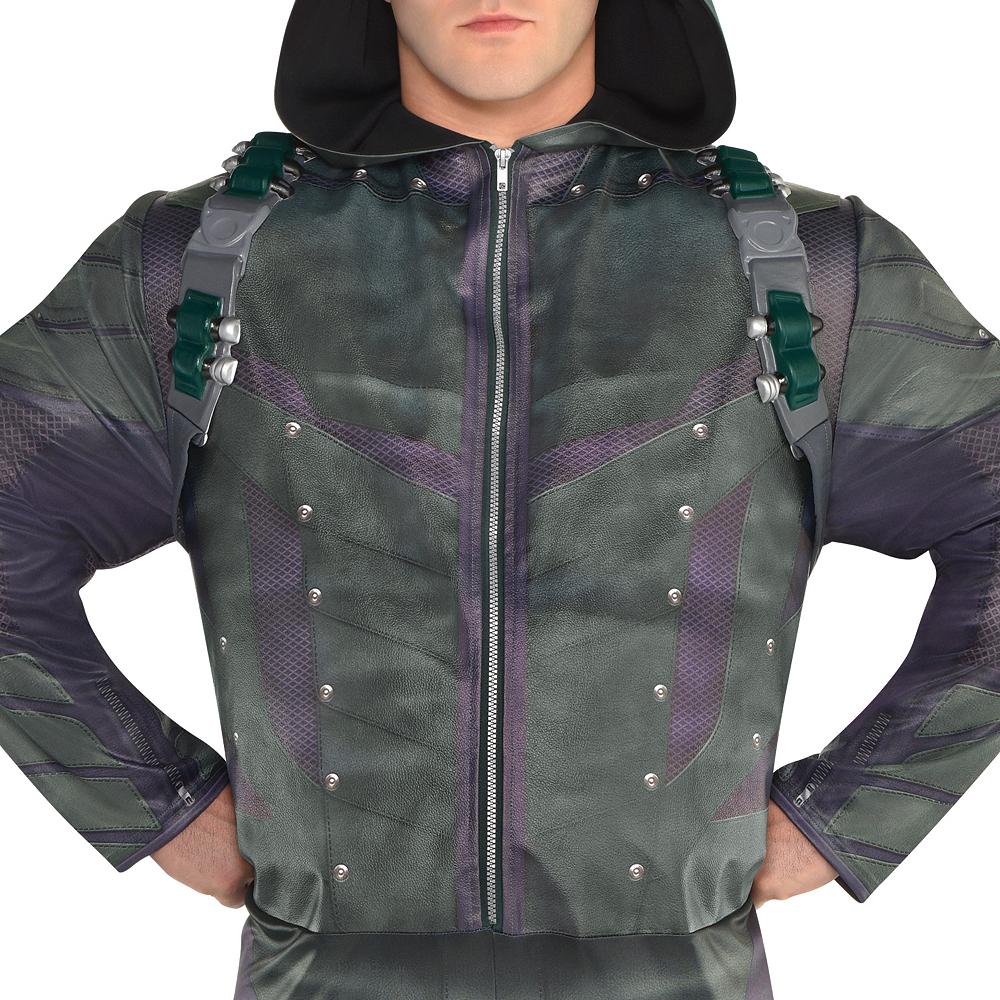 Mens Green Arrow Costume Plus Size Image #3