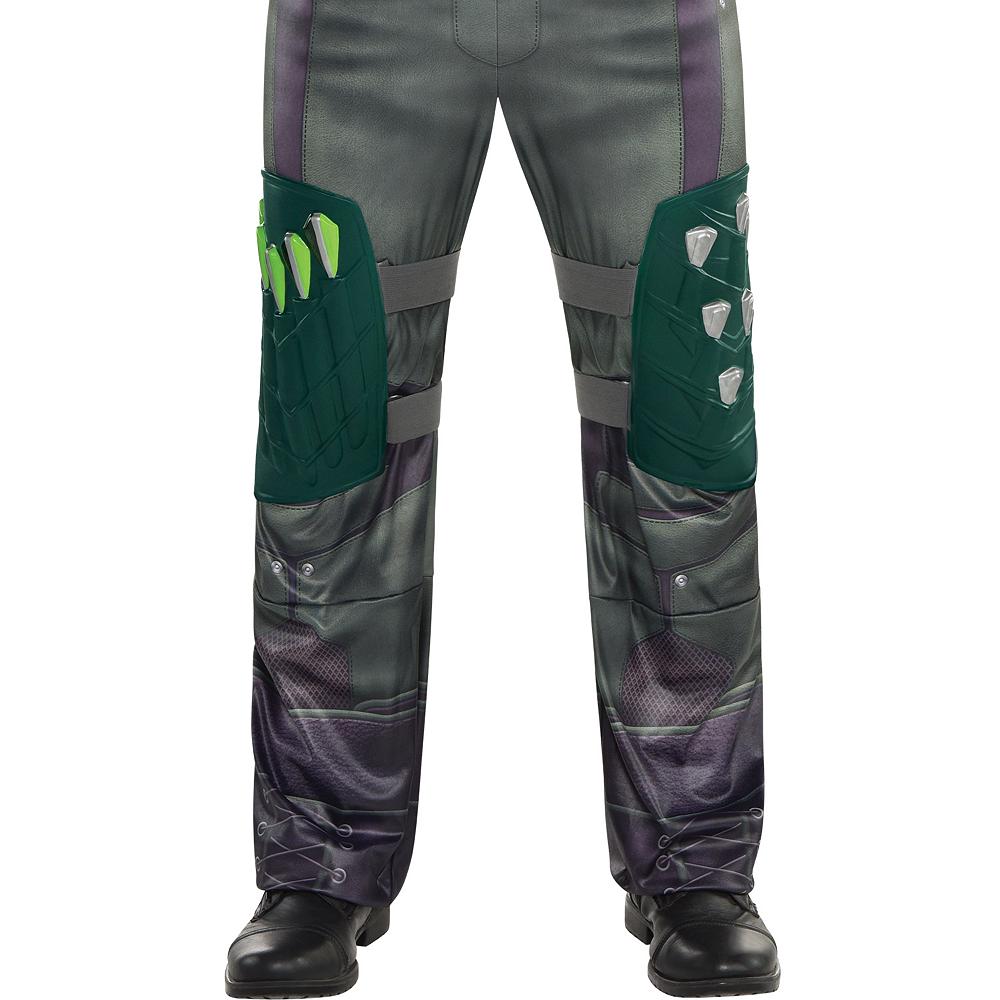 Mens Green Arrow Costume Plus Size Image #4