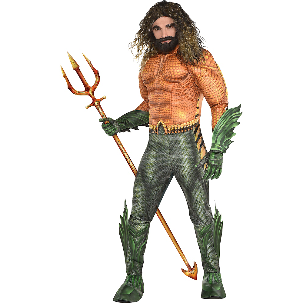 Mens Aquaman Costume - Aquaman Image #1