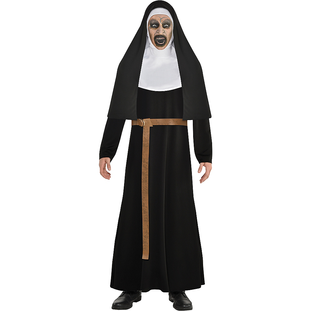 The Nun 2020 Review.Mens Nun Costume The Nun
