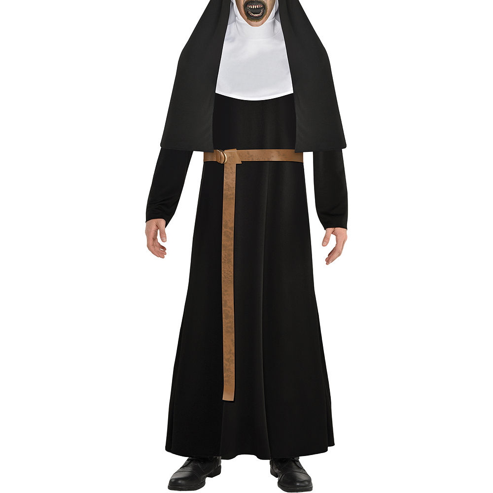 Mens Nun Costume - The Nun Image #3