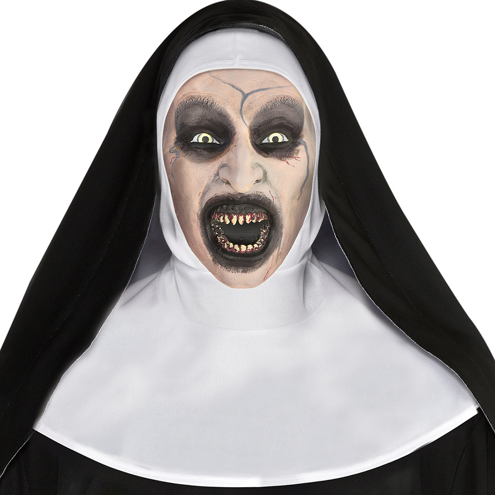 Mens Nun Costume Plus Size - The Nun Image #2