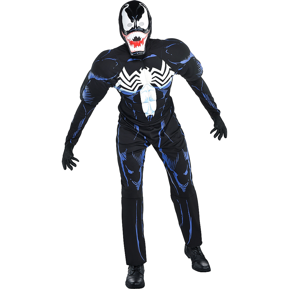 Nav Item for Mens Venom Costume Image #1