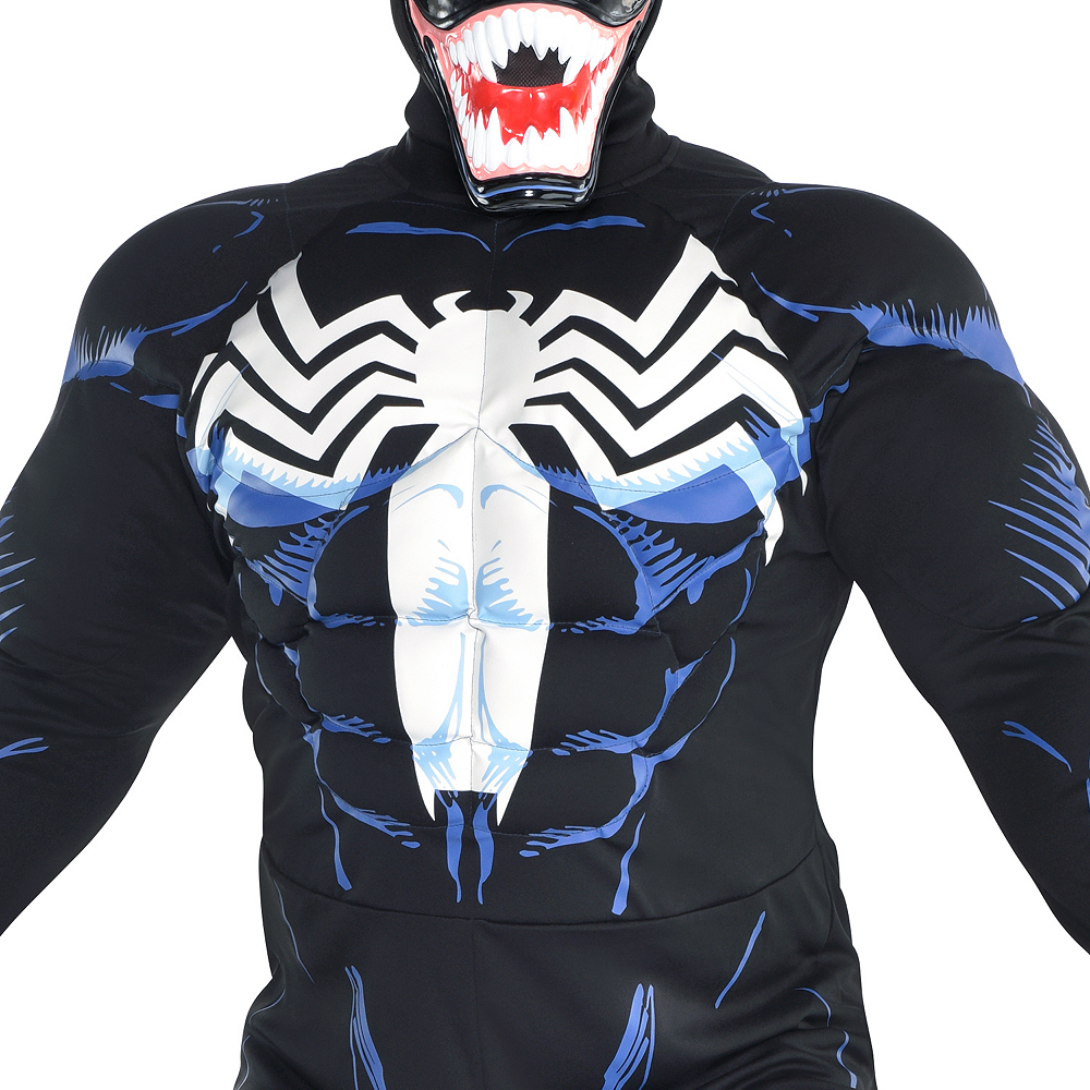 Nav Item for Mens Venom Costume Plus Size Image #2