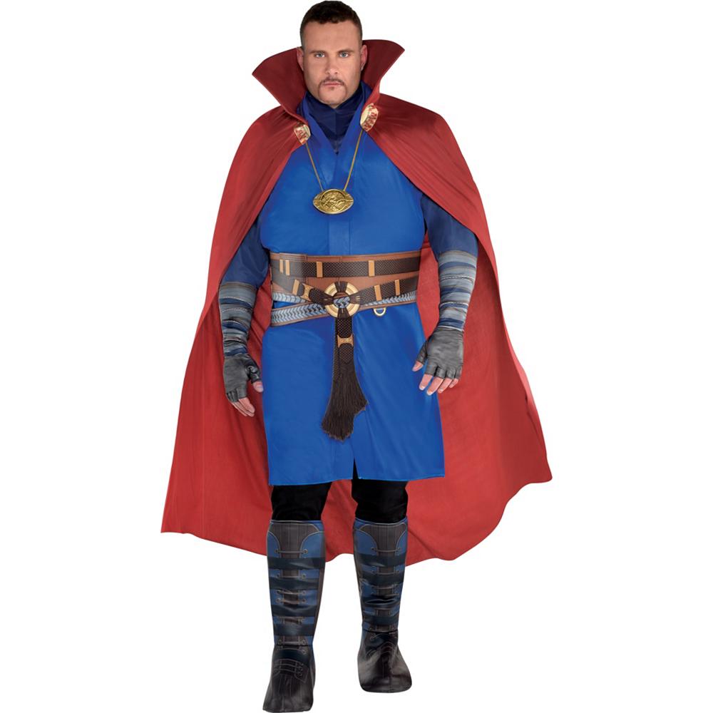 Mens Dr. Strange Costume Plus Size - Avengers: Infinity War Image #1