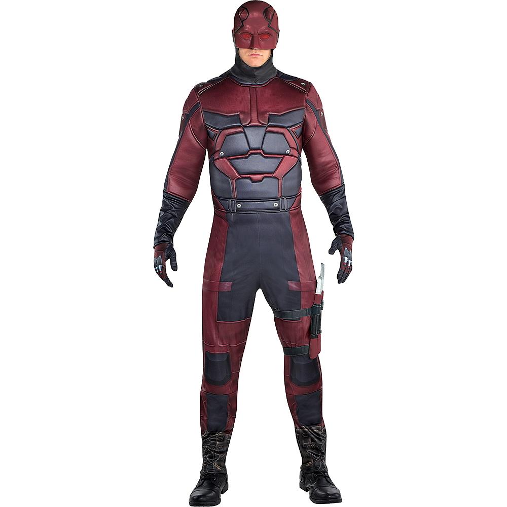 Mens Daredevil Costume Image #1
