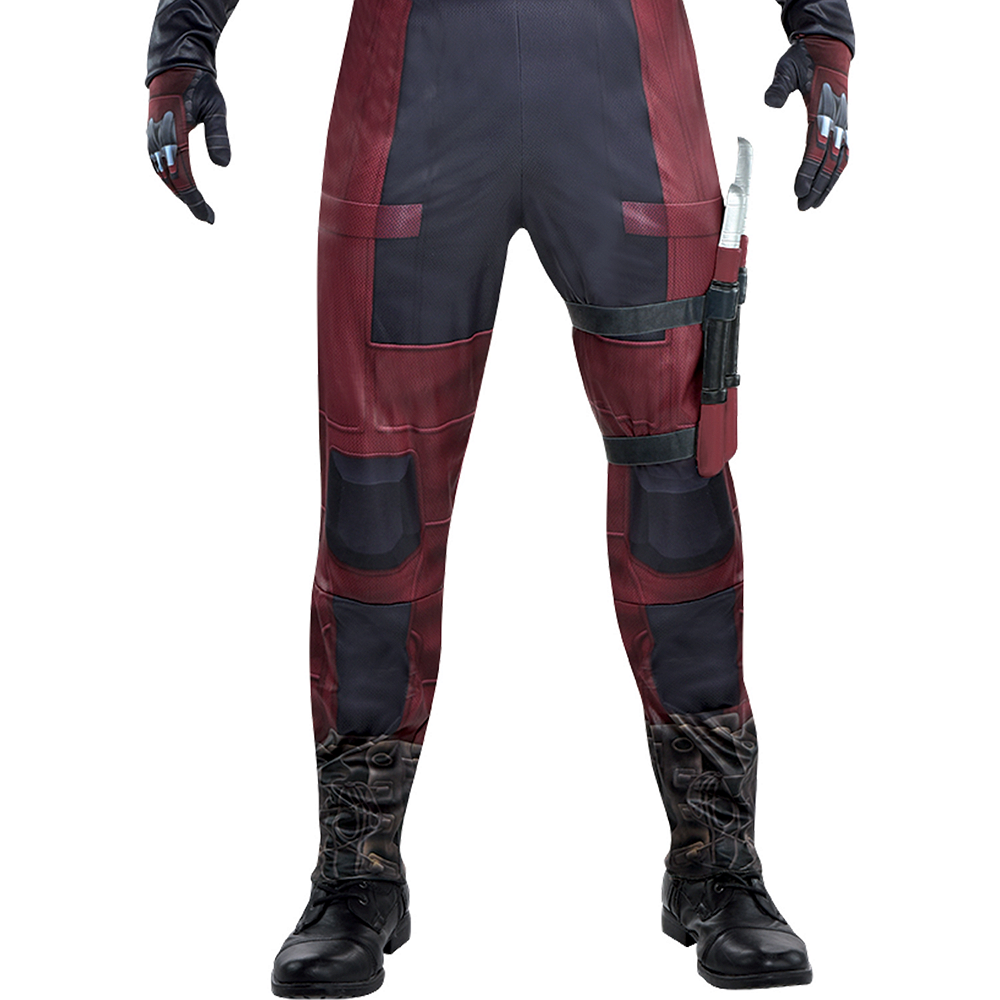 Mens Daredevil Costume Image #4