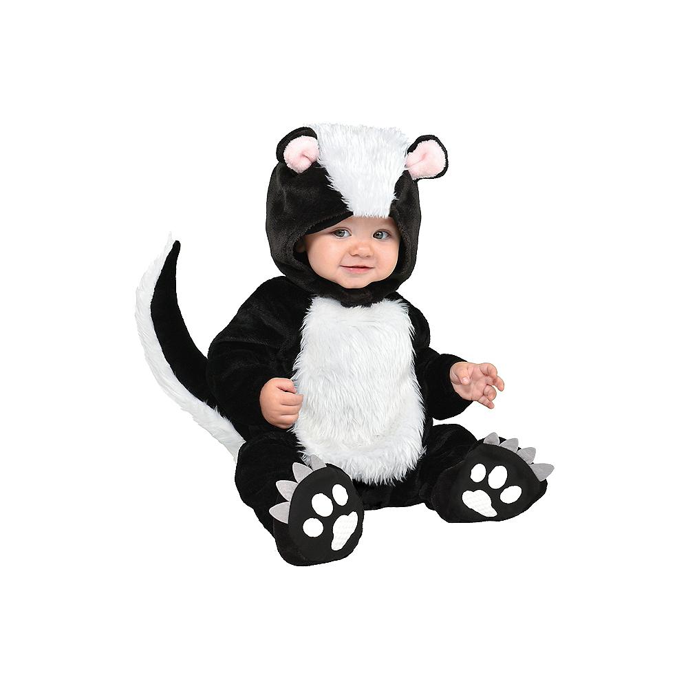 Baby Little Stinker Skunk Costume Image #1