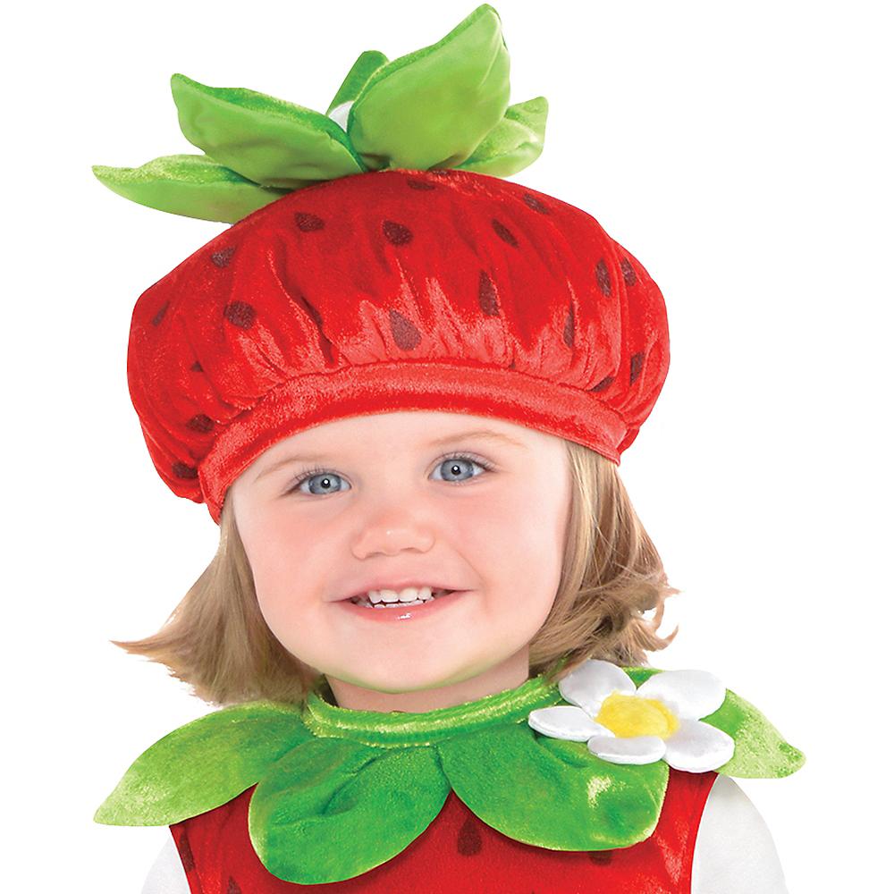 Baby Strawberry Costume Image #2